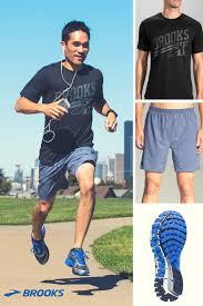 gifts for him men s brooks herie running t shirt men s sherpa running shorts the adrenaline gts 17 from brooks running