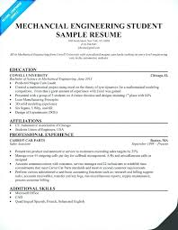 Mechanical Engineer Resume Objective Mmventures Co