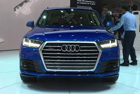 audi new car release dates2016 Audi Q7 Release Date Specification and Review  General Auto