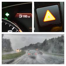 Hazard Lights In Rain Supeshooter