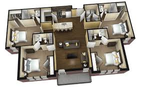 4 Bedroom Apartment Nyc Model