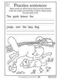 Writing Practice Worksheet Free Printable Writing Worksheets Word Lists And Activities