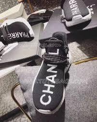人気ブランドニーカー2018年春夏コレクション シャネルスニーカー Chanel