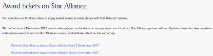 Singapore Airlines Krisflyer Devaluation Miles Still Expire