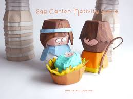 11 Cool Egg Carton Crafts For Kids And Adults  ShelternessChristmas Crafts With Egg Cartons