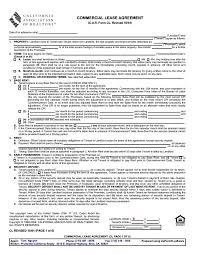 Standard Commercial Lease Agreement 6 Ways A Lease Agreement Can Protect The Landlord Free Premium