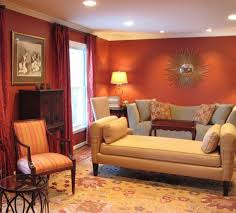 Orange Paint Colors For Living Room Interior Awesome Purple Interior Paint Color In Living Room