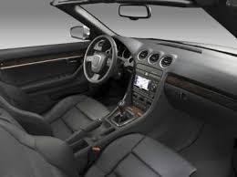 black audi a4 interior. oem interior primary 2007 audi a4 black r