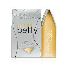 Betty Beauty - Color for the Hair Down There!