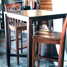 round bar top table high top bar table set high round bar table high tables and
