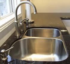 install kitchen sink faucet] 100 images kitchen undermount