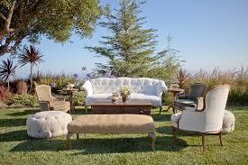 outdoor wedding furniture. Malibu Wedding With Found Vintage Rentals, Bash Please And Charley Star Outdoor Furniture G