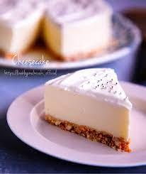 レアチーズ ケーキ 生 クリーム なし