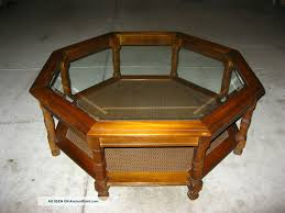 coffee table furniture the glass and baker furniture octagon coffee table world market octagon