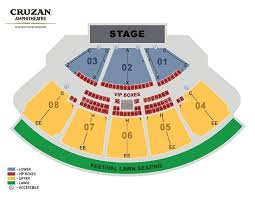 Coral Sky Amphitheatre West Palm Beach Fl Seating Chart View