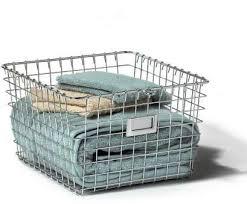 10 fantastic wire mesh baskets ideas