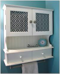 Small Bathroom Wall Cabinet Small Bathroom Wall Cabinet With Towel Bar Cabinet Home