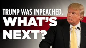 The process of bringing charges against a public official, to determine whether he can be removed from office. Impeachment Process What S Next For President Donald Trump Congress Us Abc13 Houston