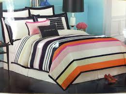 Kate Spade Bedding Amazoncom Kate Spade Candy Shop Stripe Duvet Cover Twin Home