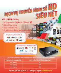 VTVCab Quận 6 - Văn phòng truyền hình cáp Việt Nam Q.6 - VTVCab chi nhánh  TP.HCM - Văn phòng truyền hình cáp Việt Nam
