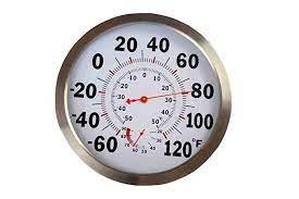 thermometer indoor outdoor