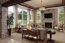 Model Home Interior Set