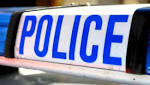 Man covered in blood handcuffed after major police incident near Ryton