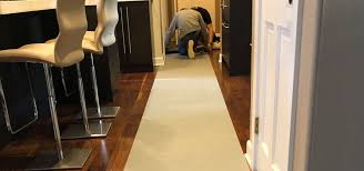 your guide to temporary floor protection during construction