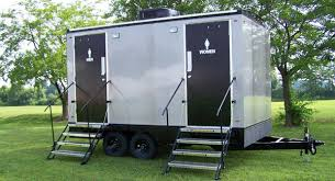 Bathroom Trailer Rental Gorgeous Porta Potties A Big No Weddingplanning