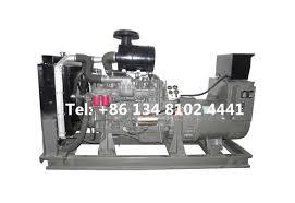 Weichai <b>132KW</b> diesel generator, WP6D152E200 Power ...