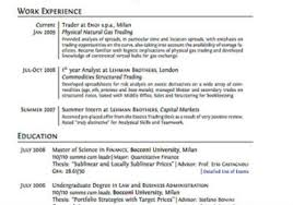 Relevant Experience Resume Custom How To Focus A Resume On Relevant Job Experience Dummies Sample