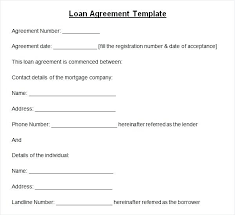 Cash Loan Agreement Sample Gorgeous 48 Best Simple Loan Agreement Sample Philippines