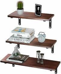 eknitey floating shelves wall mounted