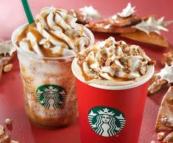 Get your Christmas caramel toffee fix with sweet Starbucks Japan ...