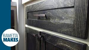 Kitchen Makeover - Make New Shaker Cabinet Doors // DIY - YouTube