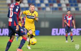 Juraj Kucka - FC Crotone 🆚 Parma Calcio 2:1 (2:0) 🇮🇹...