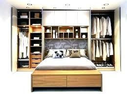small bedroom closet bed inside ideas 3 children bunk beds in space idea marvellous lofted bed with closet underneath in idea