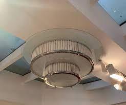 art deco style ceiling lamp model diva