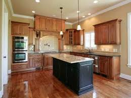 best paint for kitchenBest Paint Color With Walnut Cabinets  Nrtradiantcom