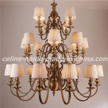 large iron chandelier for home hotel villa decoration sl2091 12 8 4