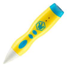 Купить <b>3D</b>-<b>ручка Funtastique</b> FIXI <b>COOL</b> FPN01Y Желтый в ...