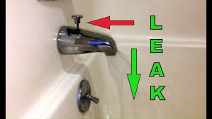 how to fix leaky bathtub faucet in your home