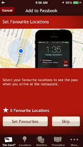 tim hortons app now lets you add your tim card to pbook for easy payments