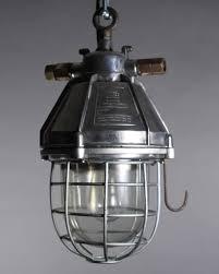 reclaimed lighting. Reclaimed Industrial Lighting. Explosion Proof Lamps, Vintage Retro Lighting Fritz Fryer