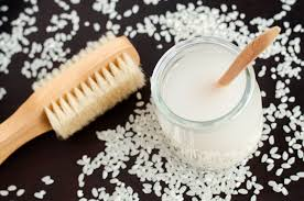 rice water for hair growth how to