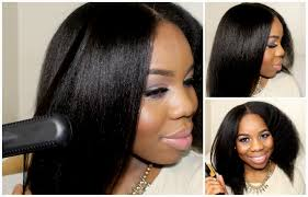 Natural Formal Hairstyles Hairstyles For Straight Natural Hair Immodell