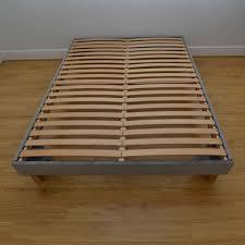 goring upholstered bed frame birdseye view