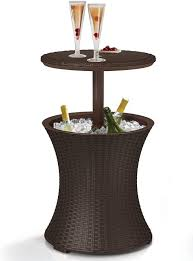 keter pacific cool bar outdoor patio