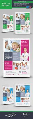 home care flyer templates health nursing homes and therapy dentist flyer template