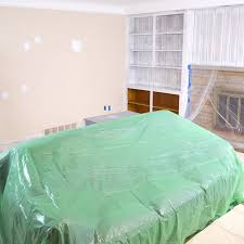 how to cover furniture. Cover Furniture And Move To The Middle Of Room. How R